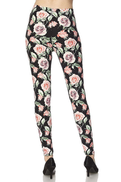 Black Rose OS Legging