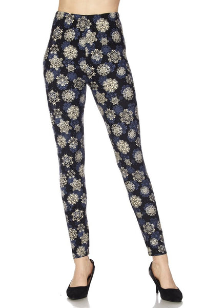Snowflake Leggings EPS Legging