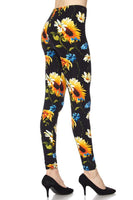 Sunflower Plus Legging
