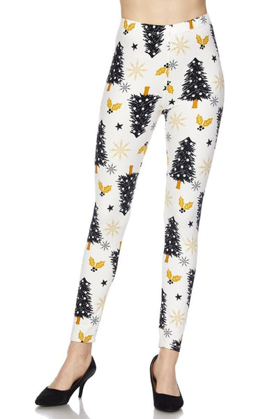 Black Tree  PS Legging