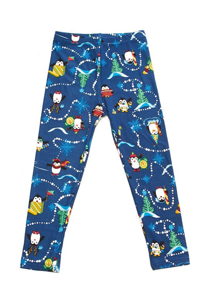 Penguin Kids Legging