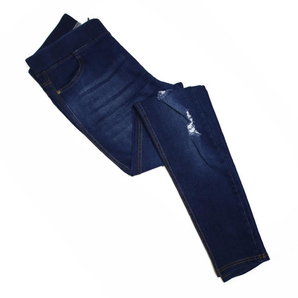 Blue Jeggings - PS