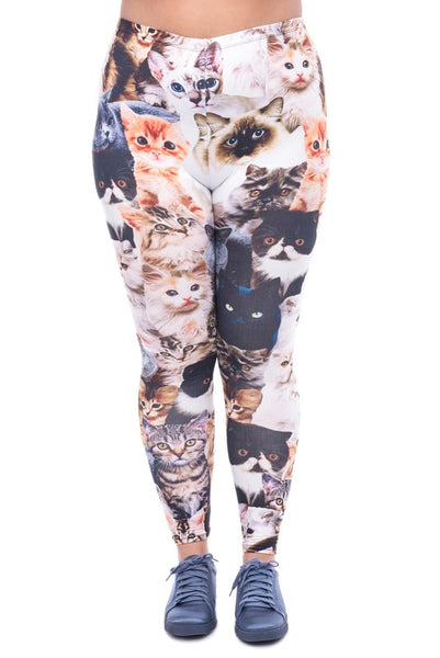 Cats PS Leggings
