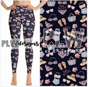 Custom Summer PS Legging