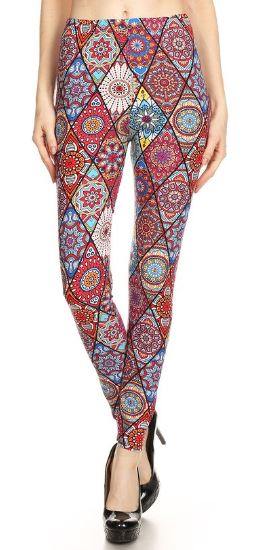 Diamond Plus Legging