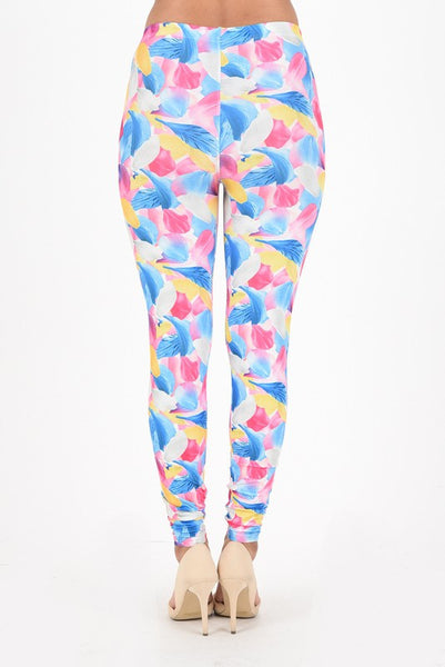 Petals Leggings OS