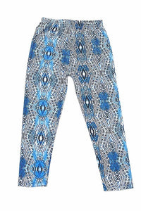 Kids Blue Leggings
