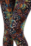 Multi Color Animal OS Legging