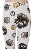 Kids Coin Leggings