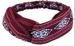 Knotted Head Band #12