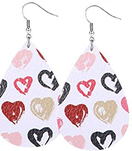 Valentine Earrings #9