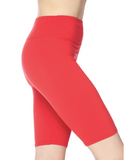 Red PS Short - Yoga Band