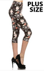 Cow Capri PS Legging