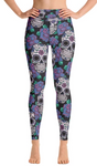 Custom Sugar Skull OS Legging
