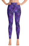 Custom Galaxy Rose OS Legging