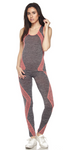 Activewear Set - OS Legging and Tank (Fits 0-12)