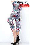 Skull Capri PS Legging