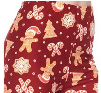 Gingerbread Man Legging