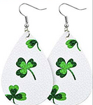 St. Patrick's Day Earrings (20 Designs Available)