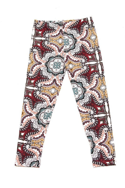 Kids Mandala Leggings