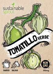 Tomatillo Verde Seeds