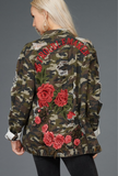 Army Rose Jacket modest clothing Minneapolis, MN