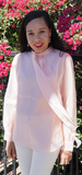 Bow Knot Long Sleeve Chiffon Blouse modest clothing Minneapolis, MN