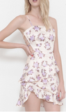 Flirty Floral Print Dress modest clothing Minneapolis, MN