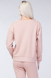 Camellia  Hummingbird Sweatshirt modest clothing Minneapolis, MN