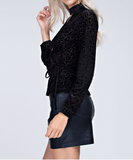 Leopard  Midnight Blouses