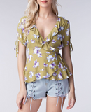 Hawaiian Breeze Blouse