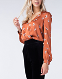 Wing Woman Blouse