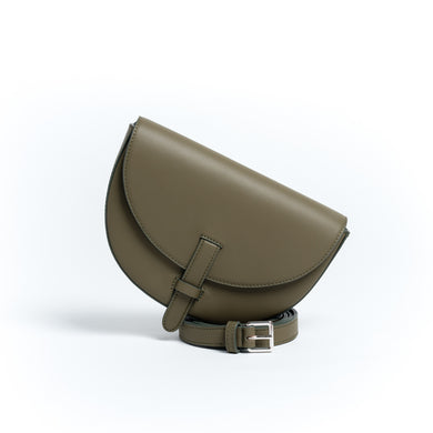 Belt Bag Convertible - olivgrün