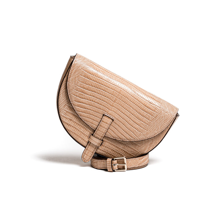 Belt Bag Convertible - Snake sand