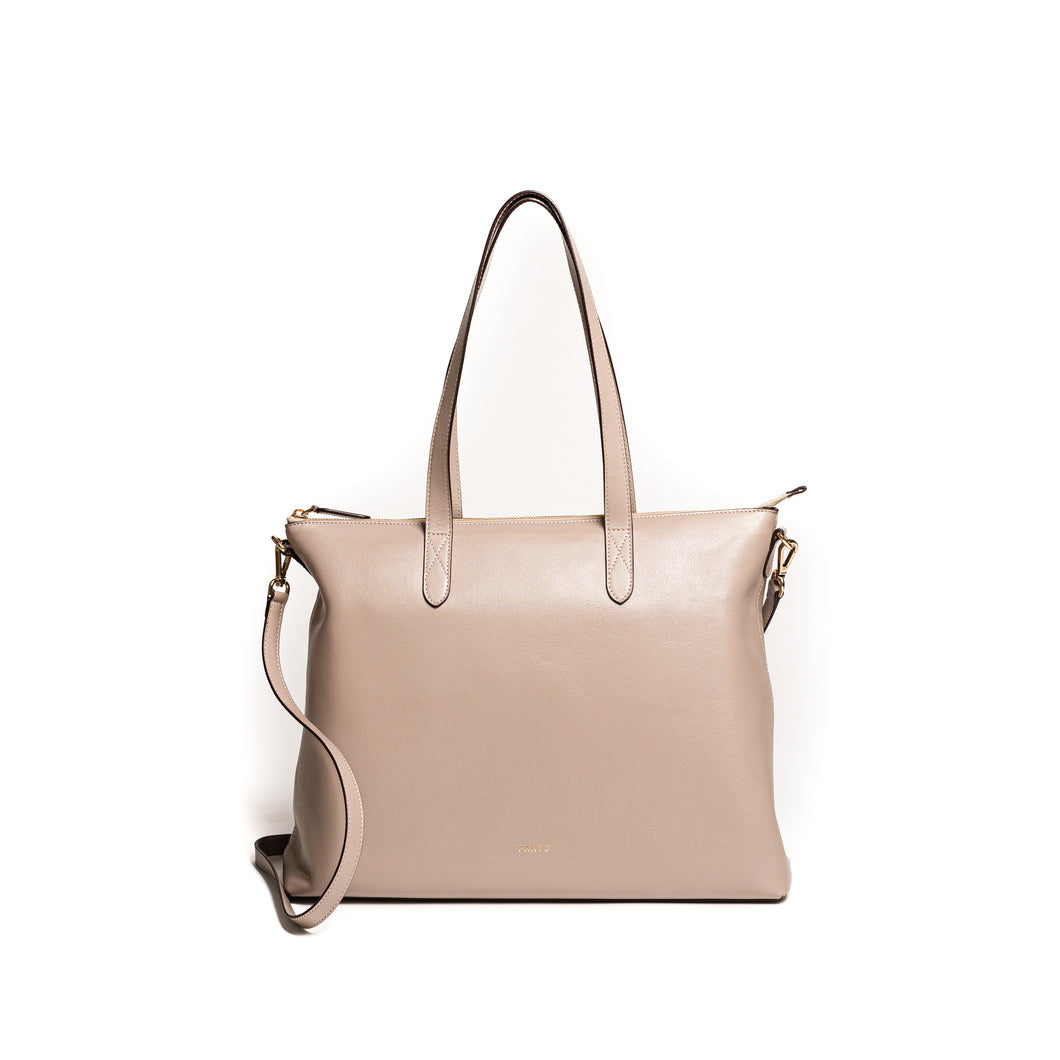 Laptop Bag - taupe