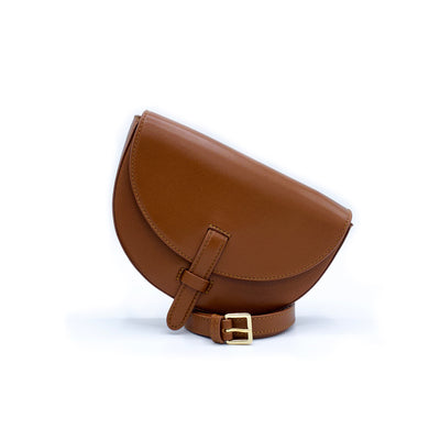 Belt Bag Convertible - cognac