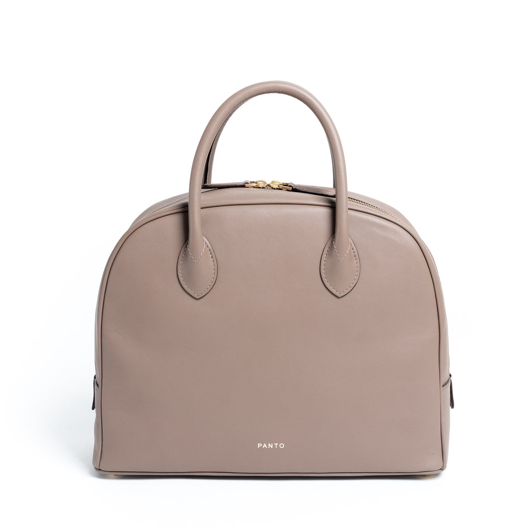 Bowling Bag taupe