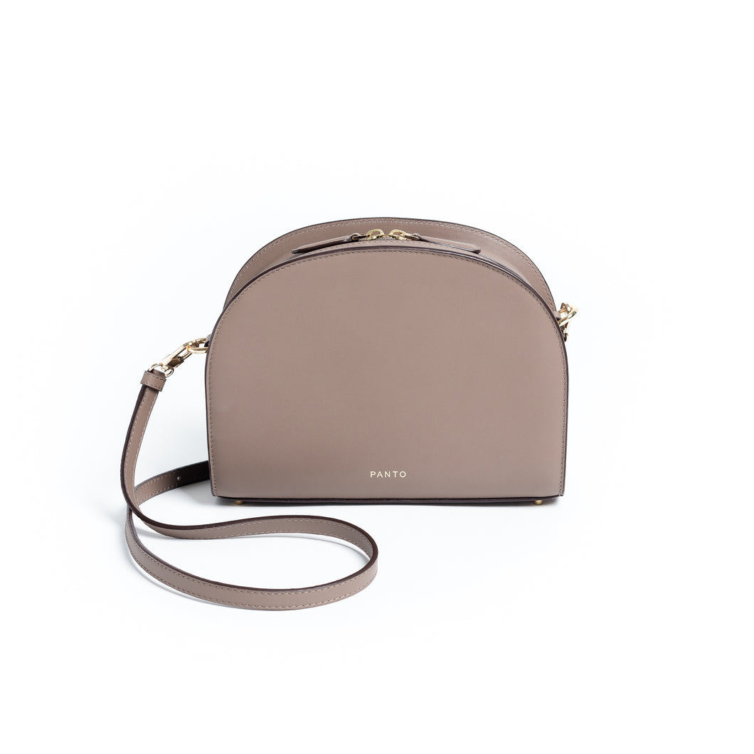 Half Moon Bag taupe