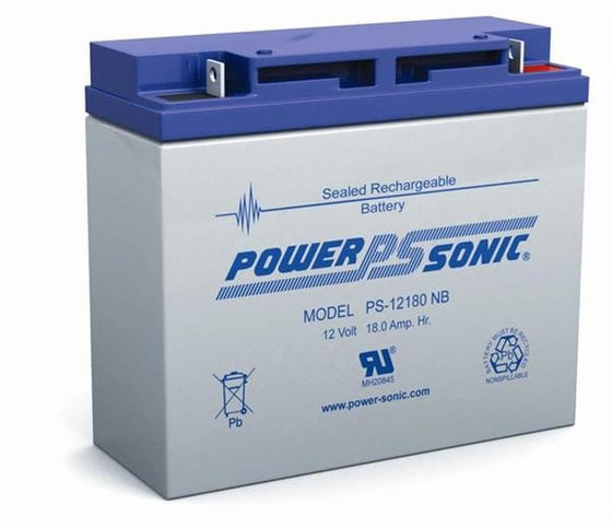 Powersonic battery 12V/18Ah for Solar Power System