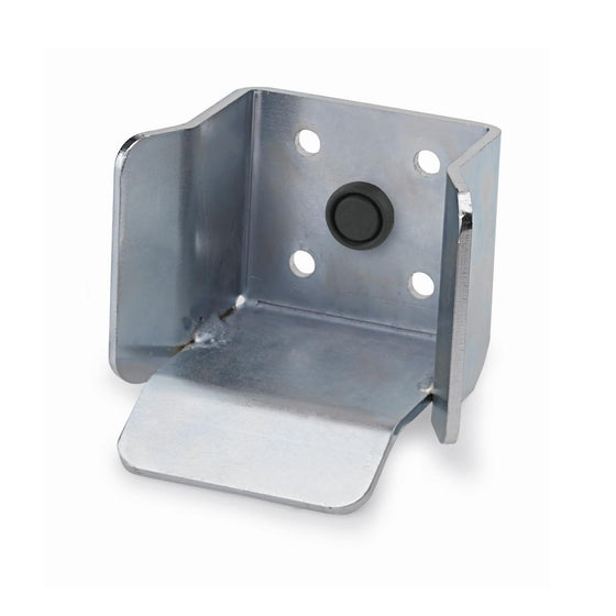Galvanized Steel Cantilever 'Catcher' Bracket For Guiding Wheel - M