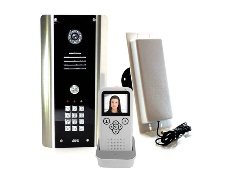 Wireless Gate Intercom