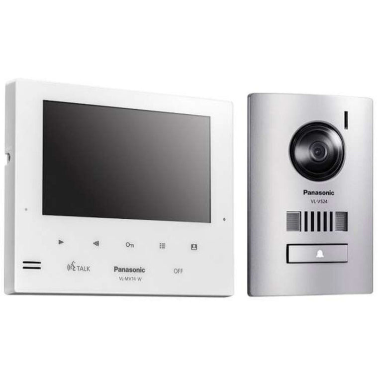 Panasonic VL-SV75AZ-W Video Intercom