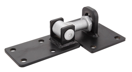 Swing Gate Adjustable bolt-on Hinge M24 With Fixing Plate