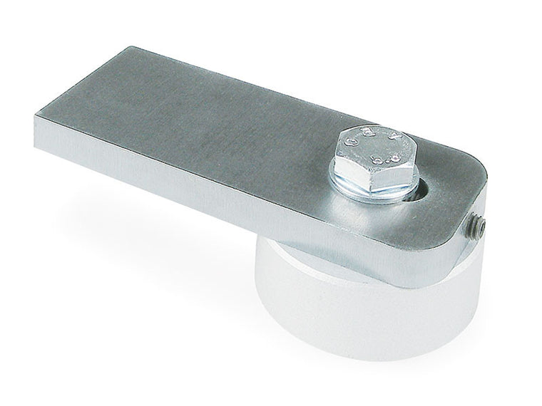 Swing Gate Adjustable Upper Weld-on Bearing Hinge 50mm Pivot dia