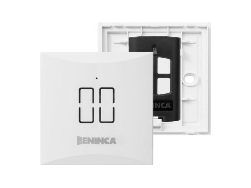 Wall Mounting Beninca Remote Control Holder Beninca Gate Automation