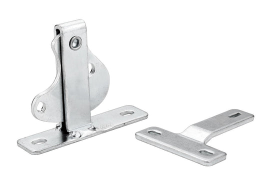 D Latch for pedestrian gate.