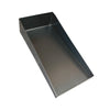 Intercom/ Keypad Shroud : Galvanized Steel Powder Coated Black