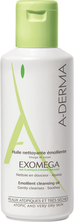 Aderma Exomega Shower Cleansing Oil with Omega 6 200ml