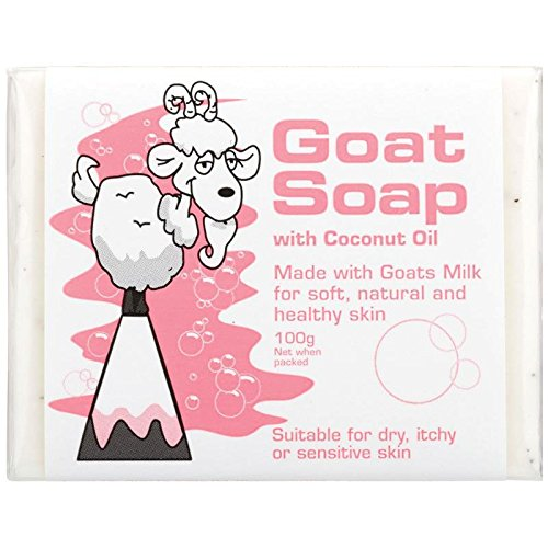 Goat Soap with Coconut Oil