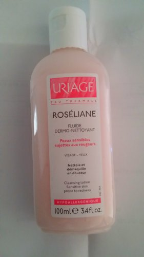 Uriage Roseliane Fluide Cleansing Lotion for Sensitive Skin